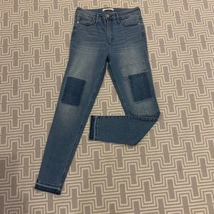 Abercrombie & Fitch Jeans with Patch Detail